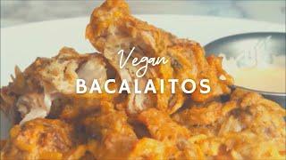 Vegan Bacalaitos | Gluten-free | Korenn Rachelle