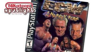 SVGR - ECW Anarchy Rulz (Playstation)