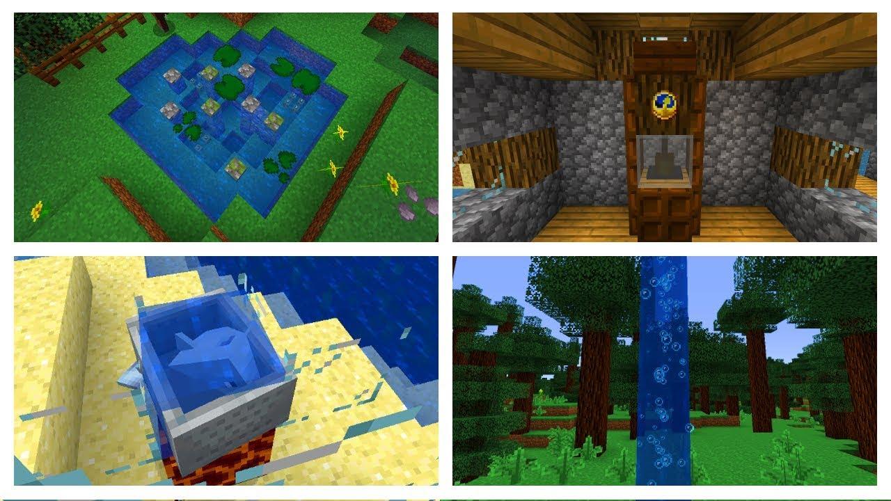 7 Mega Genialnych Lifehackow W Minecraft 1000 Kratek W 25 Sekund