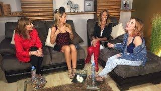 #SagaLive con Paty Cantú, Inés Sainz y Tatiana Clouthier, Woman Power !!!
