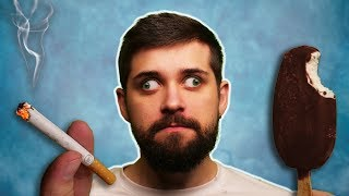 Life Hack Test! How to Quit Smoking and More!