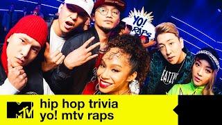 Download Hip hop trivia! It's Datmaniac & KMY KMO + Luca Sickta vs VaVa & Flowsik (Yo! MTV Raps) Mp3