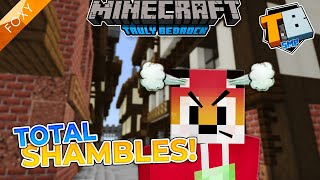 TOTAL SHAMBLES | Truly Bedrock Season 2 [56] | Minecraft Bedrock Edition