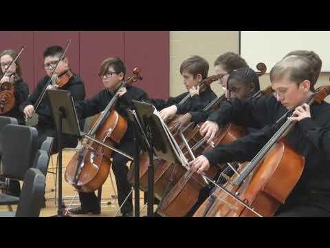 Riverside Intermediate Orchestra - 6th Grade Debut Concert