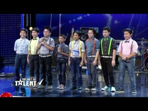 Thailand's Got Talent Season4-4D Audition EP5 3/6