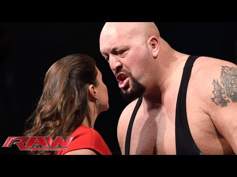 Stephanie McMahon wants Big Show and Sheamus to weigh their options: Raw, November 17, 2014 thumbnail