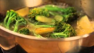 Как приготовить суп с тофу? Рецепт - Основной инстинкт. Выпуск 11