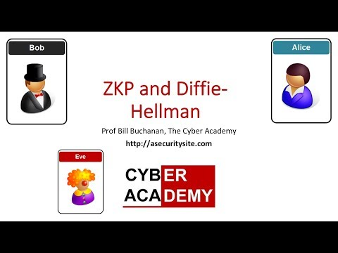 Zero Knowledge Proof and Diffie Hellman