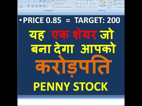 Top 10 penny stocks moneycontrol