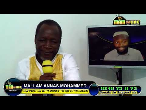 THE BELIEVERS HOUR   SURO ATENMUADA   MALLAM ANNAS MOHAMMED