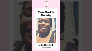 Think about Thursday EP 1