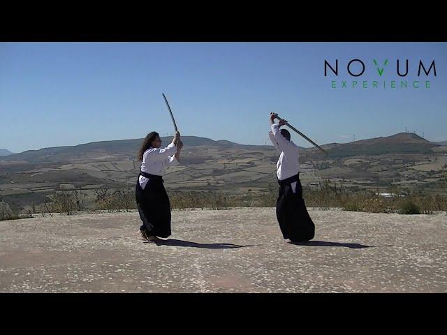 03 San no Tachi - Aikido Novum Experience - Kumitachi - 三 の 太刀  - 组 太 刀 - 合氣道 - 合氣剣