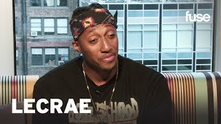 Lecrae Reacts To Fan YouTube Comments