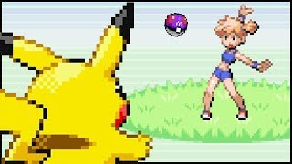 Pokemon FireRed, But the POKEMON Catch TRAINERS