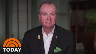 New Jersey Gov. Phil Murphy On Coronavirus: No Panic, But No Business As Usual | TODAY