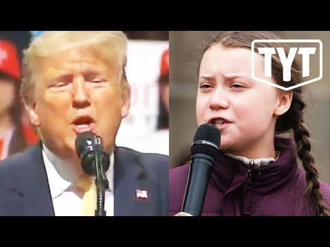 Trump Rails Against Greta Thunberg