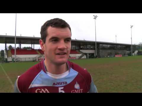 Irish Daily Mail Sigerson Cup Round 1QUB 0 8 GMIT 2 6