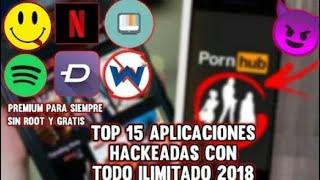 Top 15 aplicaciones hackeadas 2018