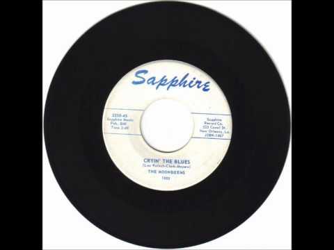 Moonbeams - Teenage Baby / Cryin' The Blues - SAPPHIRE 2250 - 1958 /CHECKER 912 - 1959