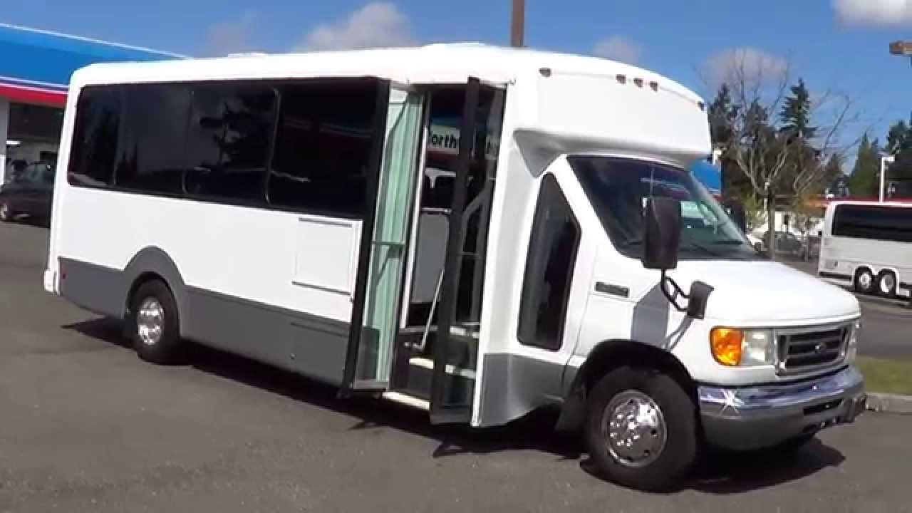 New & Used Shuttle Buses for Sale - Church & Wheelchair ... |Passenger Shuttle Buses