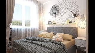 Bedrooms in Scandinavian style! 50 design ideas!