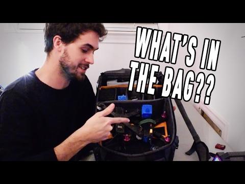 Q&A | 2 drones 1 bag?