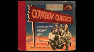 Sons Of The Pioneers - Tumbling Tumblweeds/Cool Water