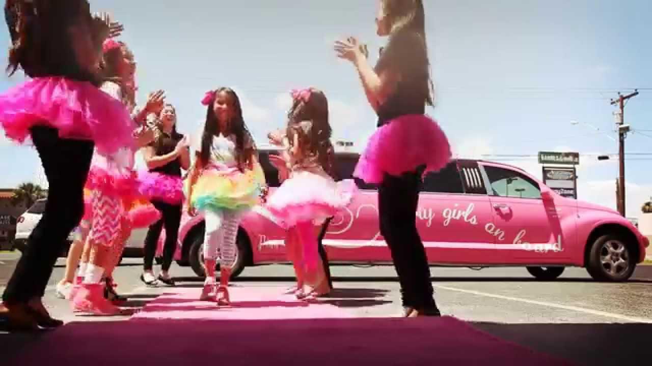 Pink Station Fiesta Spa para Nias en Queretaro