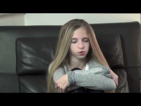 Left Outside Alone - Anastacia - Cover by 12 Yr Old Madi :)