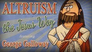 Altruism the 100% Jesus Way