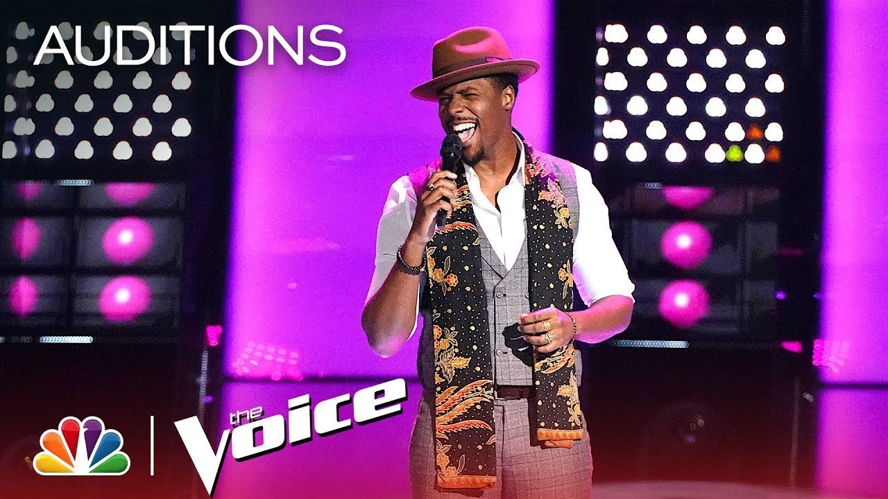 """Download The Voice 2018 Blind Audition - Zaxai: """"Come and Get Your Love"""""""