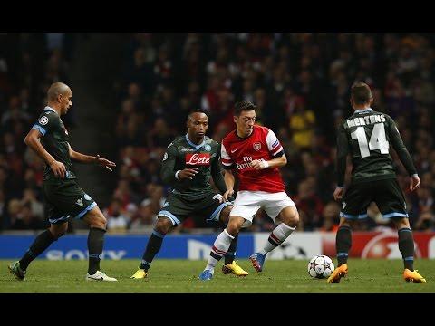 Mesut Ozil - Craziest Skills 2014-2015 HD