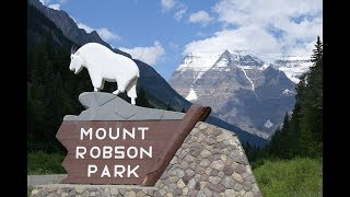 Mount Robson Provincial Park and Rearguard Falls