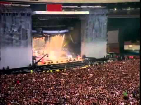 INXS NEW SENSATION (LIVE BABY LIVE) Wembley 1991