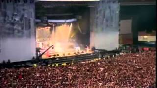 INXS NEW SENSATION (LIVE BABY LIVE) Wembley 1991