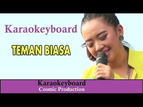 Teman Biasa Karaoke Karaokeyboard
