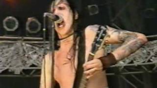 04 - Marilyn Manson - Bizarre Fest. 97 - Dried Up, Tied and Dead to the World