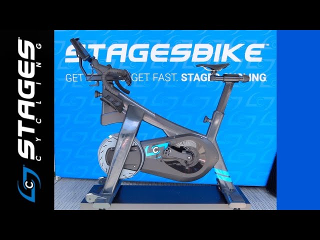 StagesBike SB20 Smart Bike: Unboxing, Building, Sizing // Part I