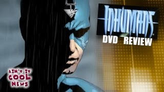 Inhumans DVD Review