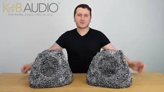 Lithe Audio's Bluetooth Garden Rock Speaker Unboxing, Setting up & Playing