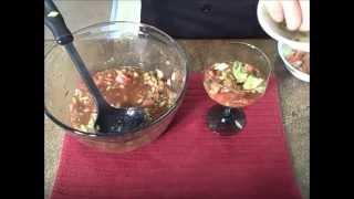 Shrimp Cocktail Recipe: Richard Blaine's Ez Mexican Shrimp Cocktail