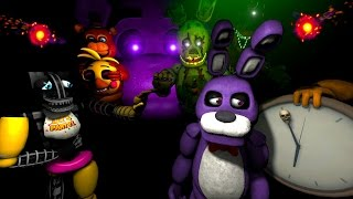 [SFM FNAF] Race Against Time