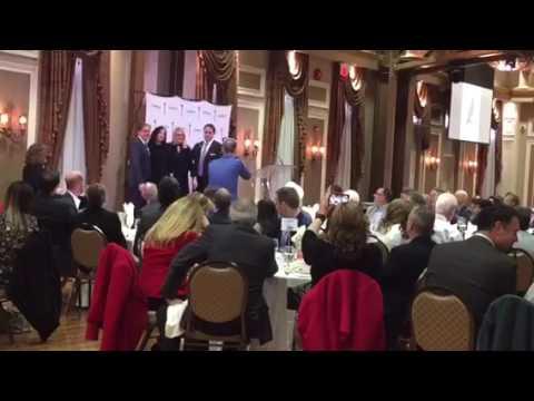 Winners of the 1Awards in Hamilton