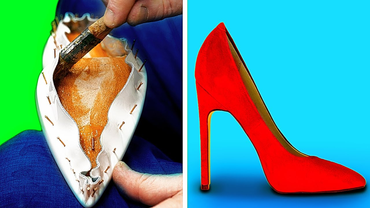 SHOE-MAKING PROCESS THAT WILL MAKE YOU SAY WOW