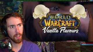 Asmongold Reacts to WOW Vanilla Warrior Guide