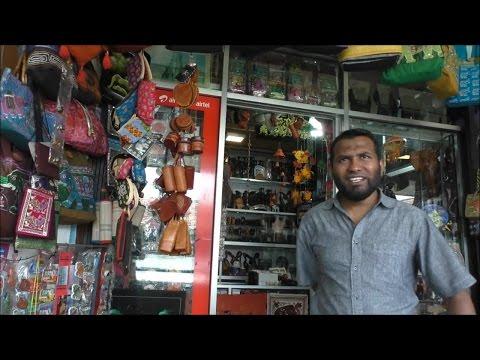 Kandy Market  Sri Lanka  July 2016