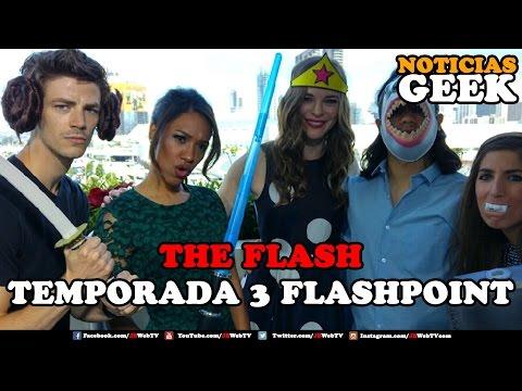 The Flash Tercera Temporada - Noticias Geek