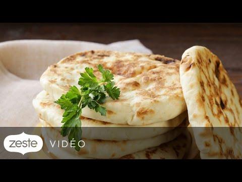 technique-pour-cuisiner-le-pain-naan-maison-|-zeste