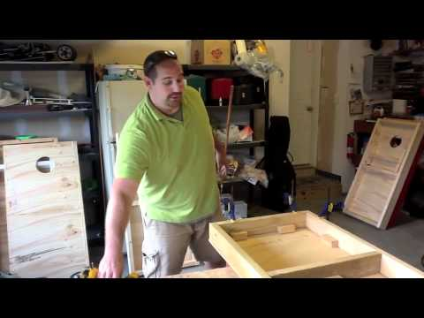cornhole board making 101