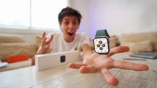 Apple Watch Edition Series 5 (Titanium) UNBOXING!